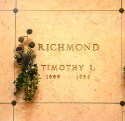 Timothy Lee Tim Richmond