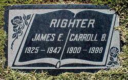 Carroll B. Righter