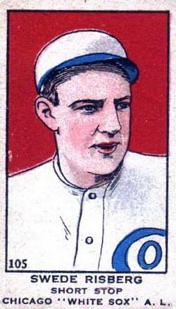 Charles Swede Risberg