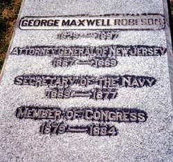 George Maxwell Robeson