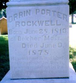 Orrin Porter Rockwell