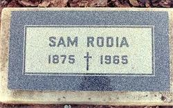 Sam Rodia