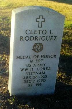 Cleto L Rodriguez