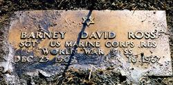 Barney David Ross