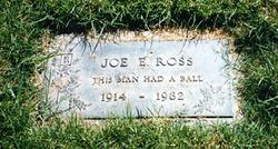 Joe E. Ross