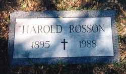 Harold Hal Rosson