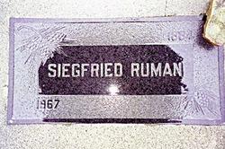 Siegfried Sig Ruman