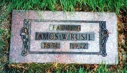Amos Wilson Rusie