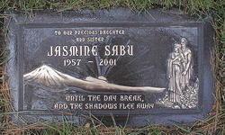 Jasmine Sabu