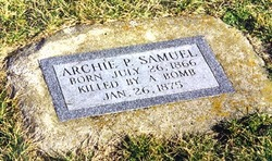 Archie Payton Samuel