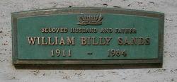 Billy Sands