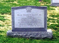 Hugh Doggett Scott, Jr