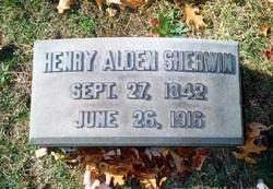 Henry Alden Sherwin