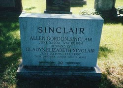 Allen Gordon Sinclair