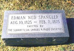 Edman Ned Spangler