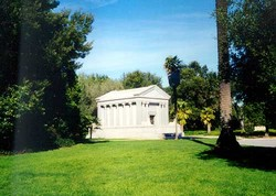Stanford Family Mausoleum