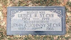 Johnny St. Cyr