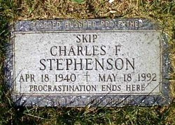 Skip Stephenson