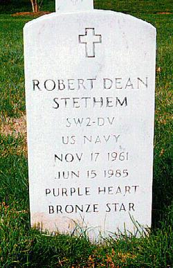 Robert Dean Stethem, Jr