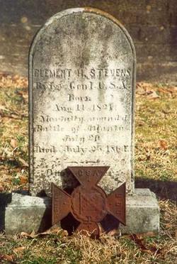 Gen Clement Hoffman Stevens