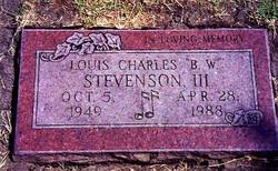B. W. Stevenson