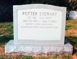 Potter Stewart