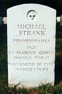 Sgt Michael Strank