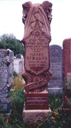 Harry Pittsburgh Phil Strauss