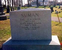 Isaac C. B. Suman