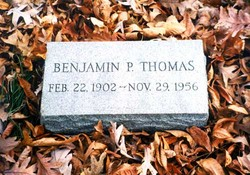 Benjamin Platt Thomas