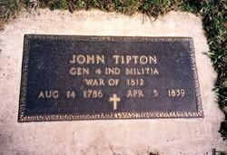 Gen John Tipton