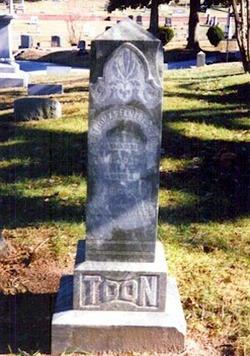 Gen Thomas Fentress Toon