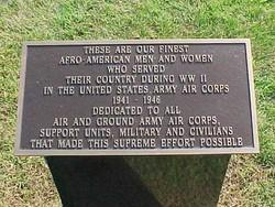 Tuskegee Airman Memorial