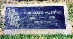 Jean Acker