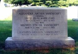 Alexander Archer Vandegrift
