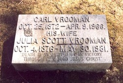 Carl Vrooman