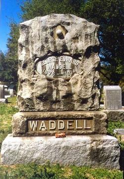 George Edward Rube Waddell