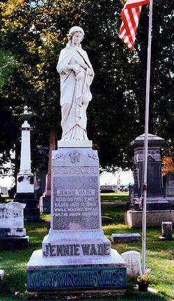 Mary Virginia Jennie Wade