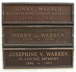 Harry S. Warren