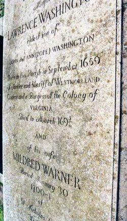 Lawrence Washington
