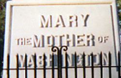 Mary <i>Ball</i> Washington