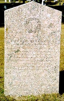 Richard Waterhouse
