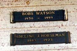 Bobs Watson