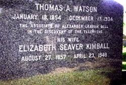 Thomas Augustus Watson