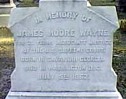 James Moore Wayne