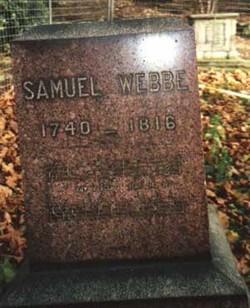 Samuel Webbe