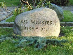 Benjamin Francis Webster