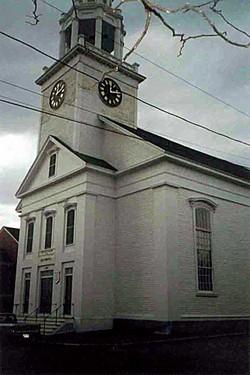 Old South Presbyterian Church