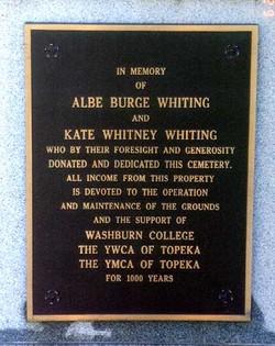 Kate Whitney Whiting