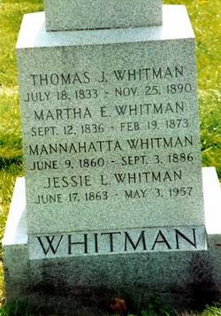 Mannahatta Whitman